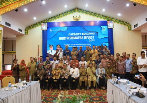 Investment in North Sumatra Not Optimal