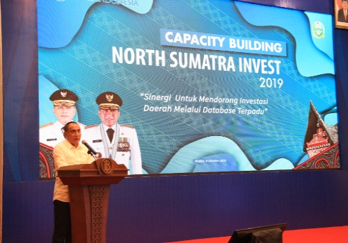 Governor of North Sumatra: Convincing Investors Need Hard Work and Database Availability